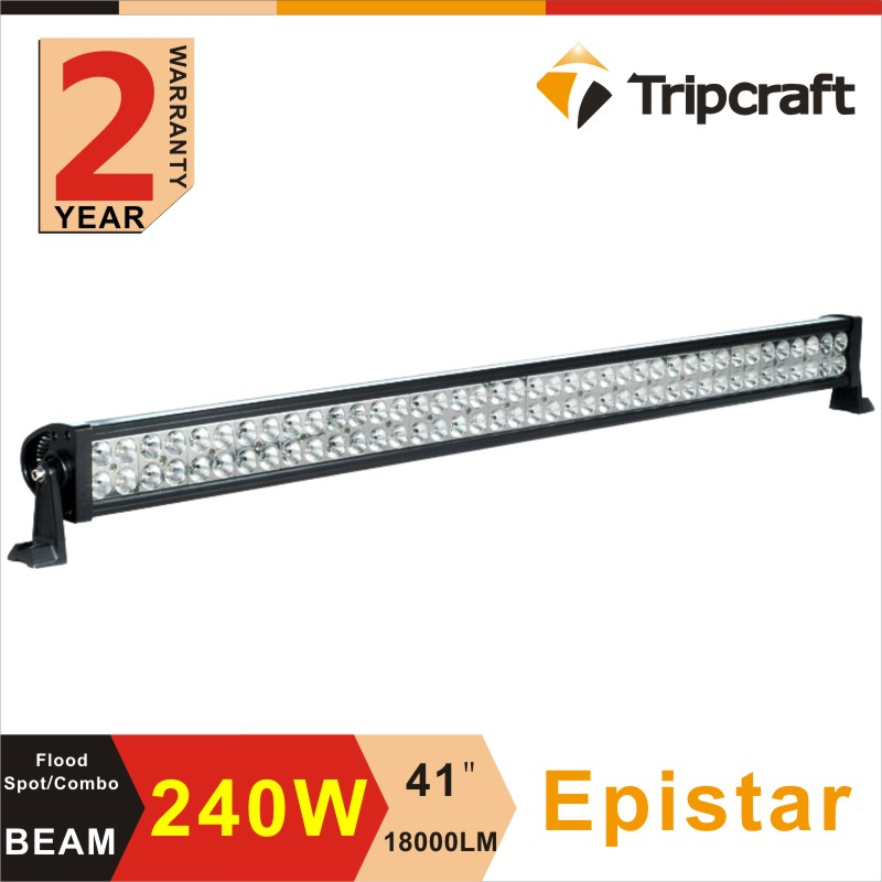 "Factory direct 240W Led Light Bar,42"" Led Lightbar Straight 42 inch Led Cheap Light Bar"