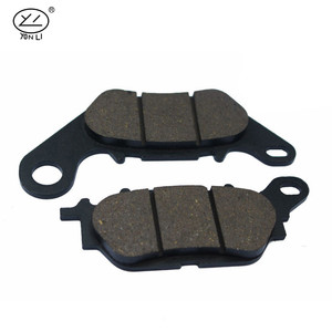 Excellent Material Reasonable Price Brake Pads Three Wheel Motorcycle Parts