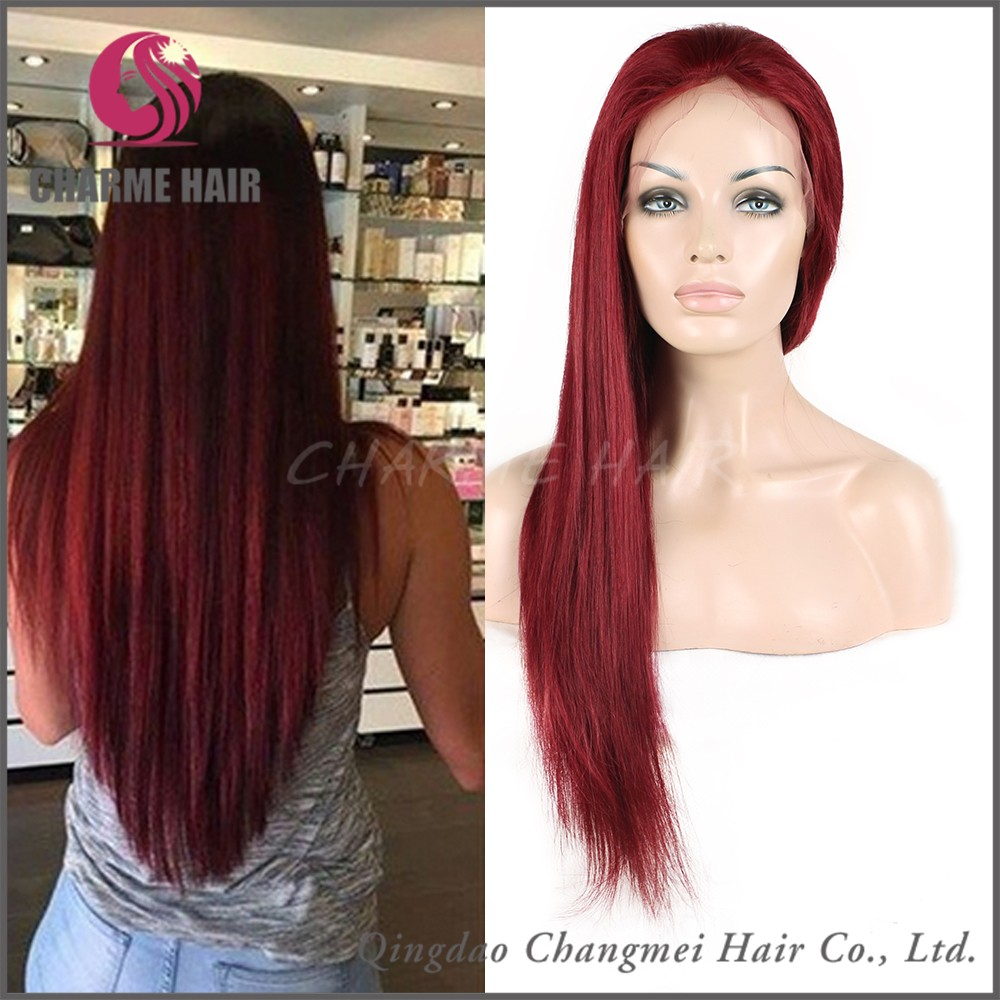 Ideal Profession Production Wholesale Cheap Human Hair Full Lace Wig With Good Quality