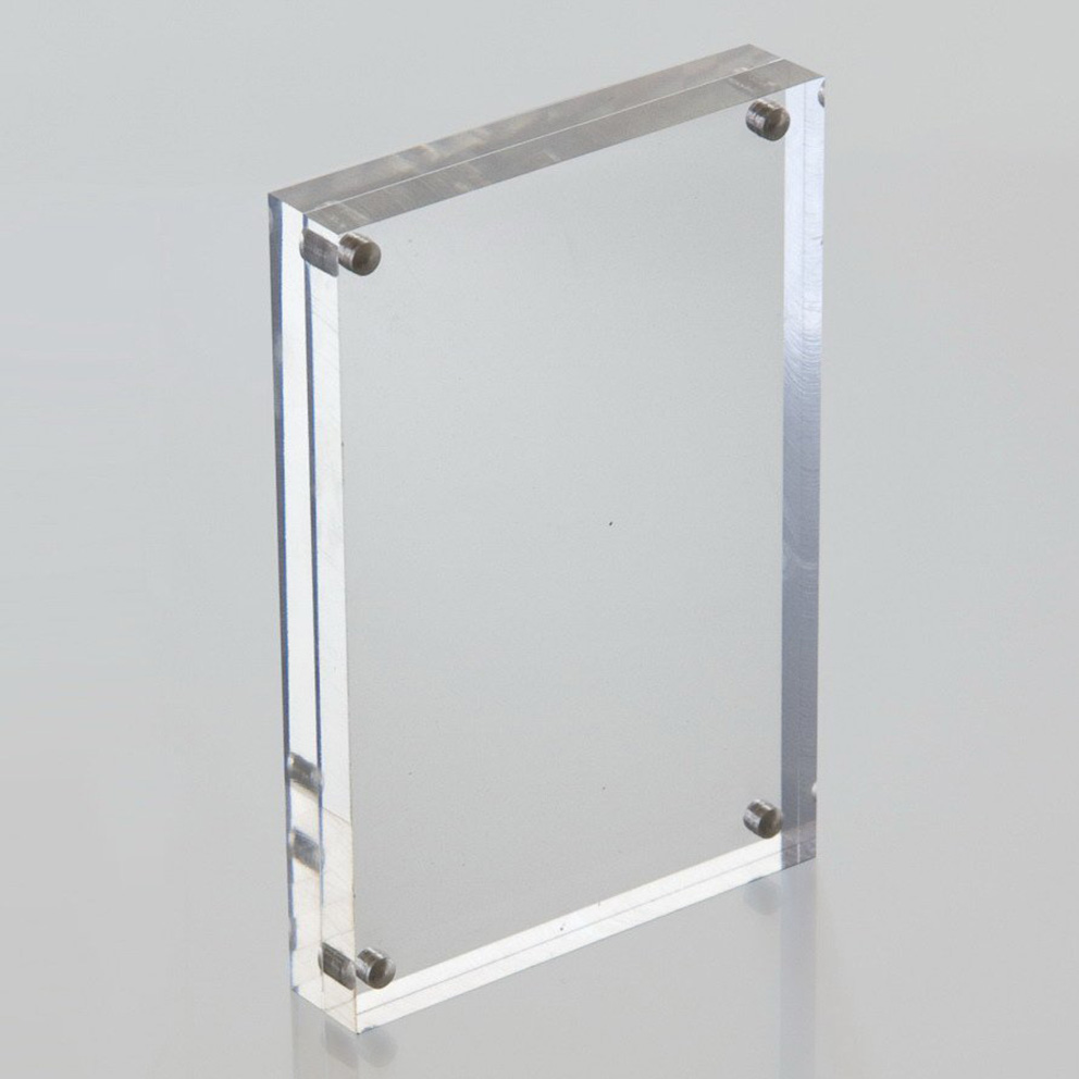 4x6 5x7 Clear Acrylic Picture Frames Wholesale,Custom Magnet Acrylic ...