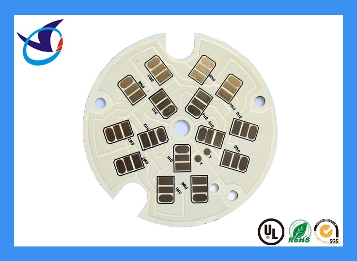 Cleanable Panel Led Light PCB For OEM Electronic Products