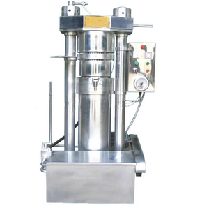 High pressure full automatic hydraulic cold press oil machine for neem oil