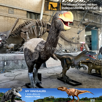 MY Dino-J289 Zoo Animals Life Size Animatronic Animal Bullockornis