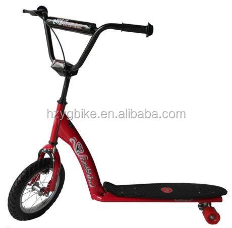 BMX Fork BMX Handle bar 3 Wheels Child Foot Scooter For Teenages