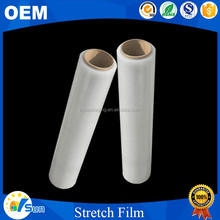 Wholesale Alibaba Industrial Use PE Material Moisture Proof Transparent Pre Film Stretch
