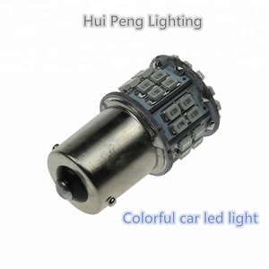 ba15s 1156 turning light s25 super bright automotive led light signal turn bulb