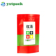 20 Years Industry Experience Disposable Laminated Kraft Paper Tea Bags With Zip Lock