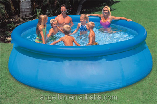 Backyard kids swimming pool intex