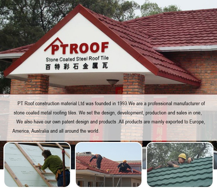 PTROOF French Design Roman Clay Roof Tiles For Sales