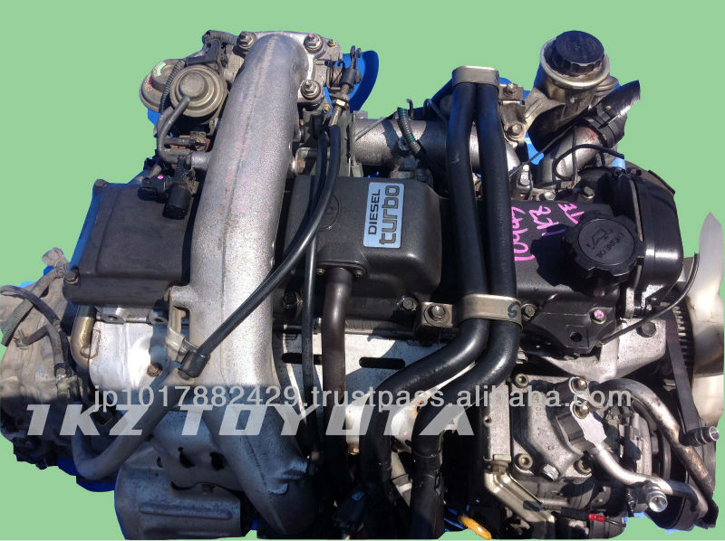 Japanese Used Engine For Sale 1kz-te Available Made In Japan In Good  Condition - Buy Used Engine Product on Alibaba com