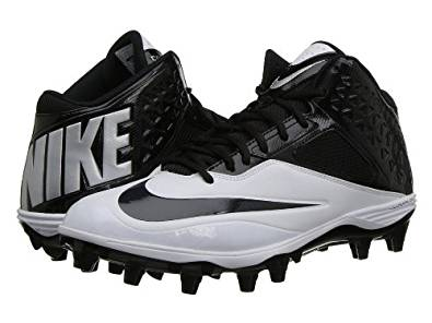 new arrival db911 4532c Nike Lunar Code Pro 3 4 TD Football Cleats (12, Black Anthracite