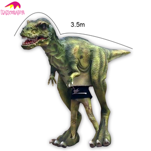 KANO-170 Jurassic Party Dog Dinosaur Costume