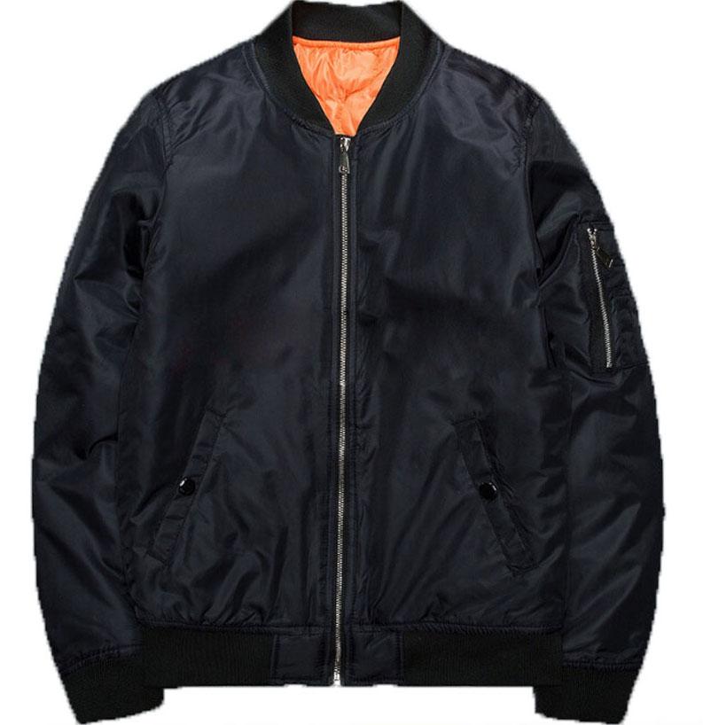 4daccde1 Зимняя Теплая Куртка-бомбер Мужская Атласная Вышитая Куртка-бомбер ...