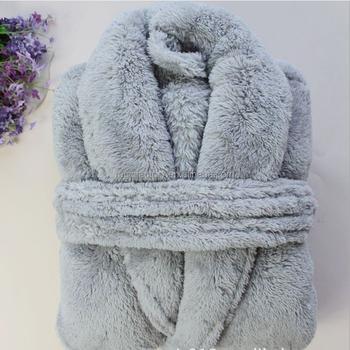 e1086e50e4 Super Soft And Warm Women Beautiful Micro Fleece Robe