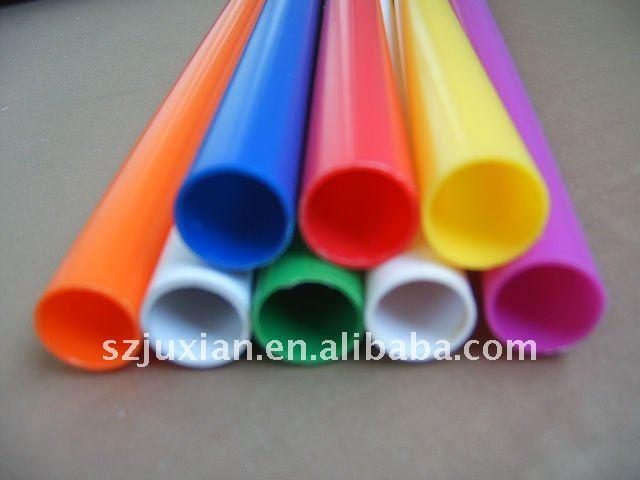 Caliente colores de pl stico abs tubo pvc tuberia - Precio tubos pvc ...