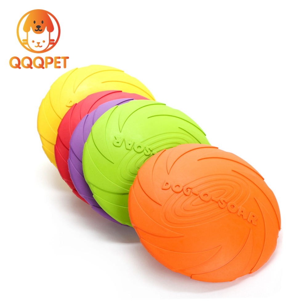 2017 hot sale non-toxic rubber oem customized big frisbee