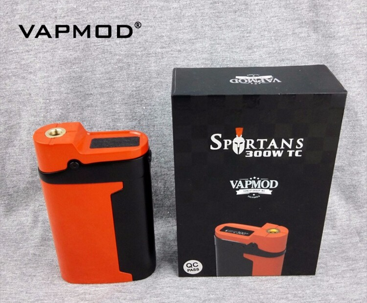 Cacuq Supply Original Wismec 200w Tc Box Mod Spartans 300w Tc ...