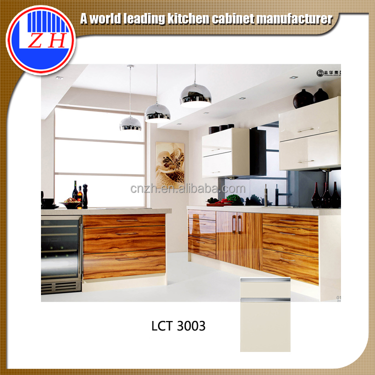 2019 New Trend Zhihua Modern Design Wooden Kitchen Cabinet With 3d Design Drawing View Ready To Assemble Kitchen Cabinet Chiwah Product Details From Guangzhou Zhihua Kitchen Cabinet Accessories Factory On Alibaba Com