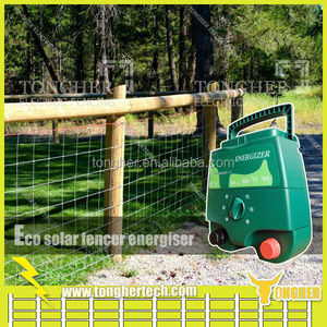 TH-Polar S2 solar power tongher electric fence energizer for sheep fence