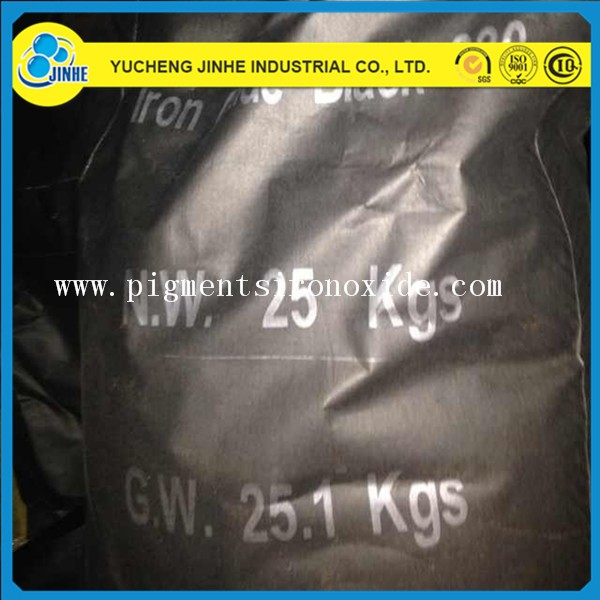 High quality Iron Oxide black 780 manufacturer