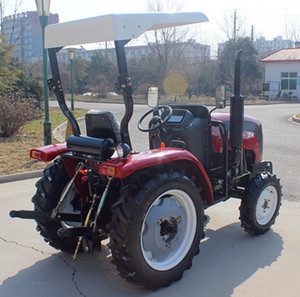 Factory Directly Lawn Mower 25hp Farmtrac Tractors In India