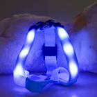 Adjustable Dog harness/ Light Up Harness/ Led Harness For Dogs