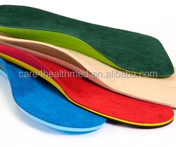 2016 high technology Care4 Health 3D Diabetic insoles