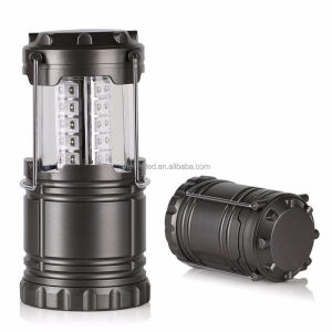JEXREE factory Camping Lantern 30LED Hiking lamp dry battery 3* AAA battery