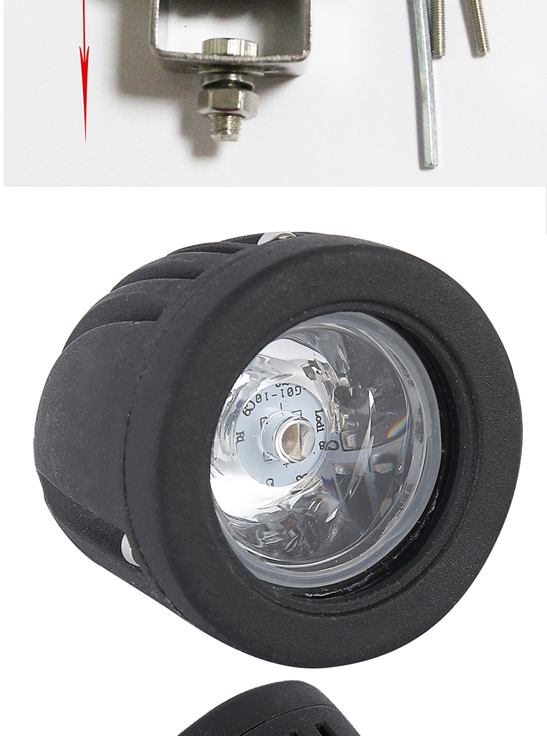 Hot sell high power new arrival round led driving light