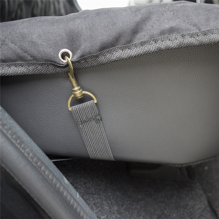 Wear-Resistant Comfortable Anti-slip Heavy Duty Dog Car Backseat Cover