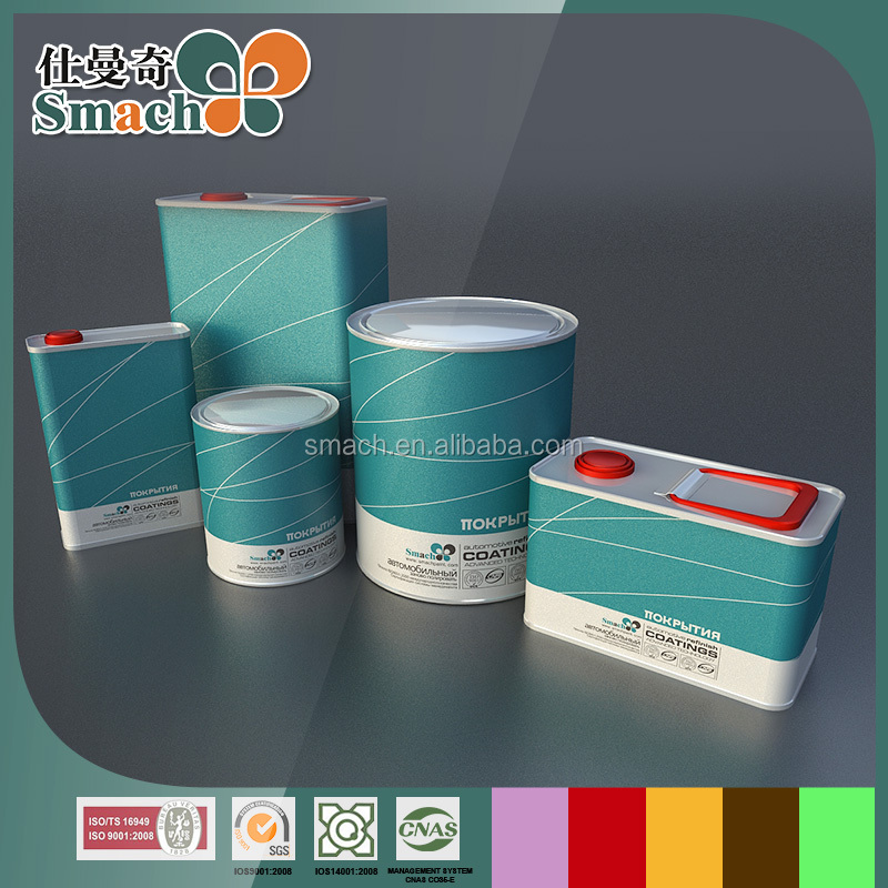 Top Grade Top Sell 2k Solid Colors Brands Car Paint Buy 2k Solid