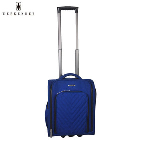 New Style Polyester Suitcase Good Quality Cheap Luggage Bags