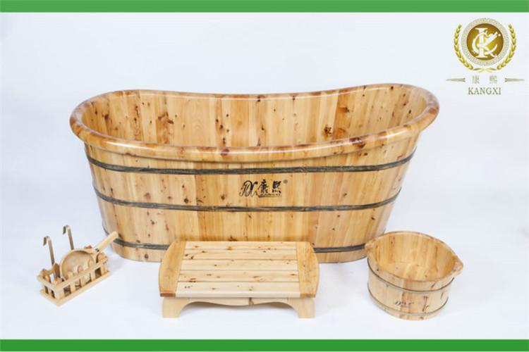 Vasca Da Bagno Legno Usata : Cina solido in legno di cedro vasca da bagno usata vasca da