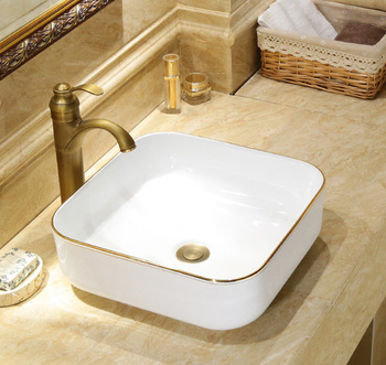 Good Price Cup Shape Laundry Wash Basin Sink Korea