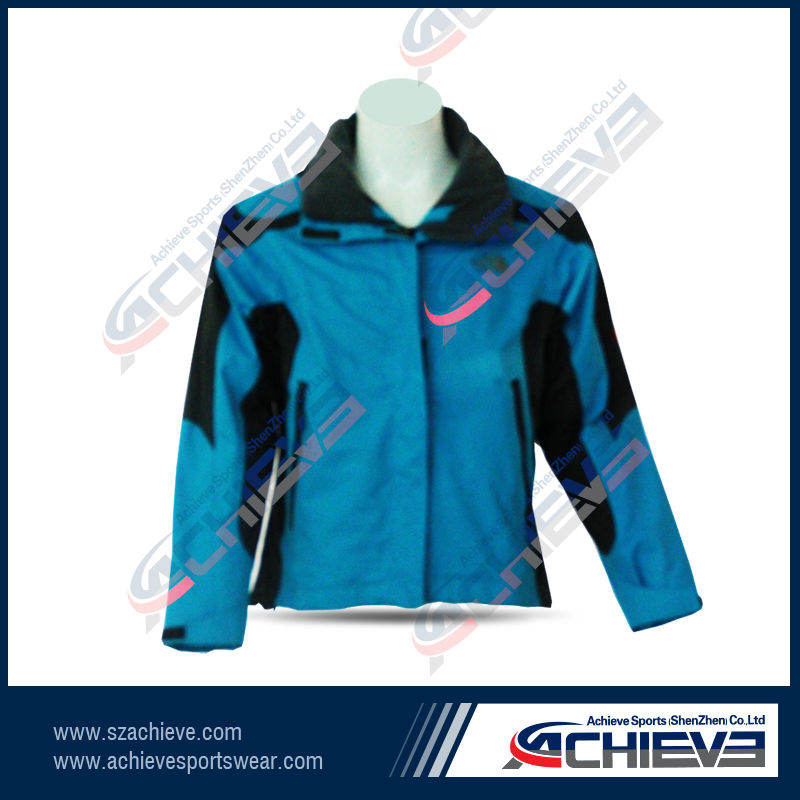 Fashion style sublimation tracksuit jackets for men