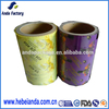 ice popsicle plastic packaging films roll