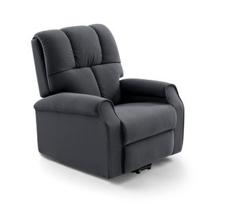 Oversized Bedroom Furniture Black Elderly Sofa Chair Without Legs ...