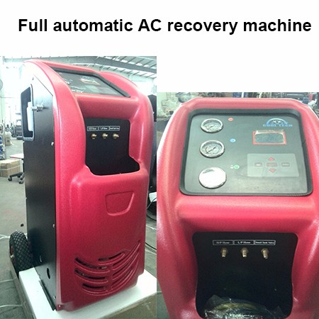 car ac machine
