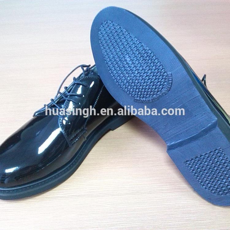 Men Leather Uniform Footwear High Gloss Anti-shrink Army Officer Dress Shoes  - Buy Dress Shoes,Officer Shoes,High Gloss Men Shoes Product on Alibaba.com