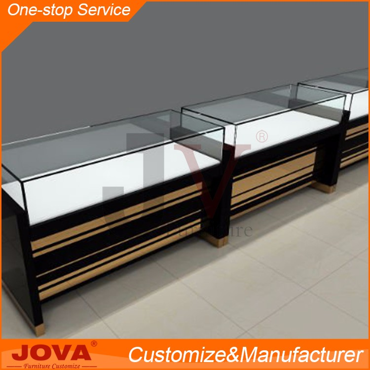 Marvelous Top Quality Custom Wood Cash Counter Table Glass Cash Counter Makeup  Jewelry Watch Shop Counter Design