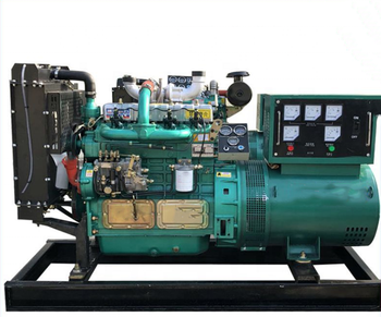 2019 Hot Sale Factory Price High Quality Open-Shelf Permanent Magnet Silent 1250kva Marine Diesel Generator Portable Price