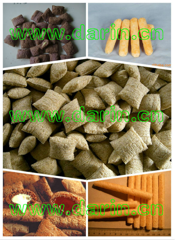 Excellent Quality Coco Pillow Core Snacks Food Machinery