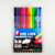20 wash-out fabric marker, T-shirt graffiti pen, paper tube pack