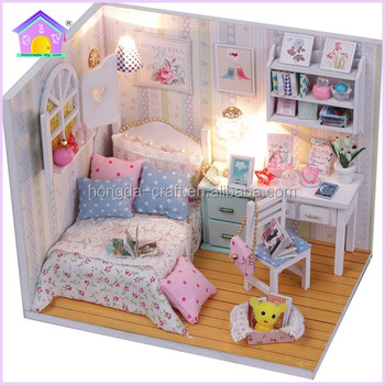where to buy miniature furniture. Simple Furniture New Arrival DIY Wooden Doll House Miniature Furniture For Child And Where To Buy Miniature Furniture U