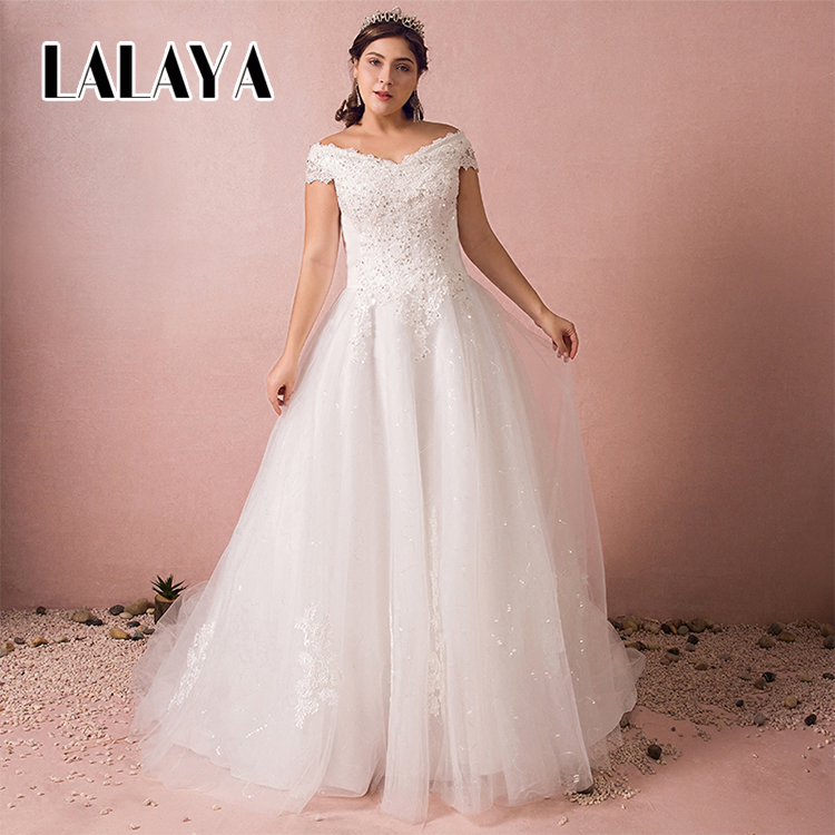 Venta al por mayor vestidos novia para gordas-Compre online los ...