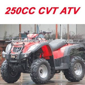 250cc cvt automatic atv