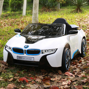 hot sale I8 new model children four wheel mini electric kids toy car for kids