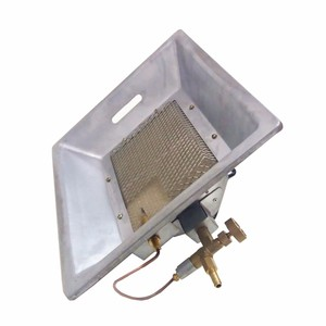 cheap radiant infrared gas heater brooder for Farm land house