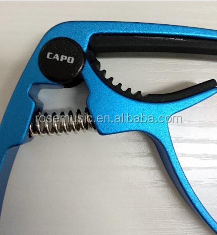 high quality cheap price guitar capo made  in China