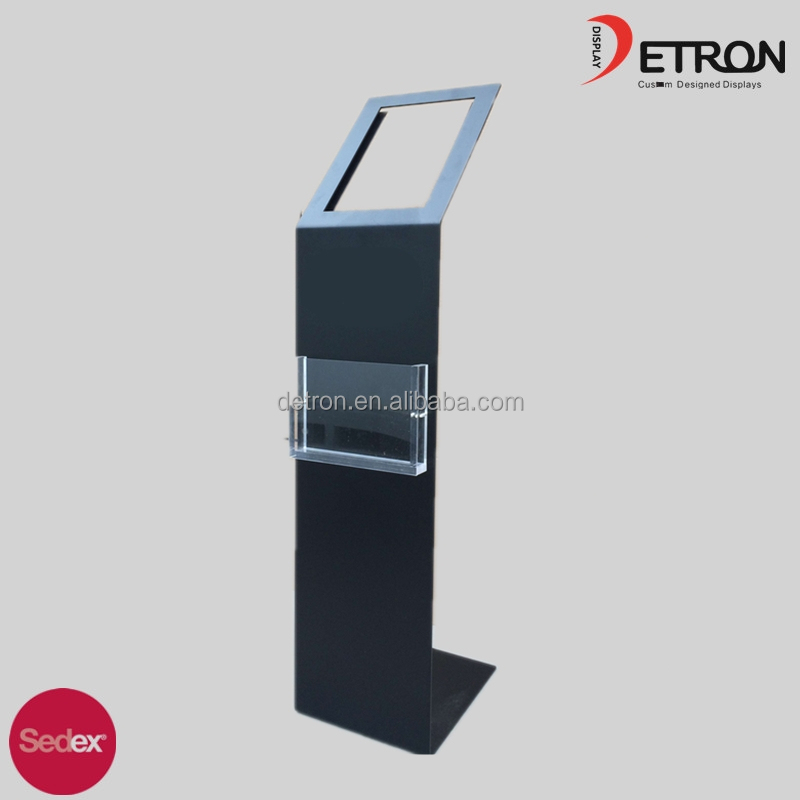 Cheap price outdoor composite material/acrylic display stand acrylic sign board